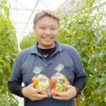 しっかりと愛情をこめて育てるトマト栽培